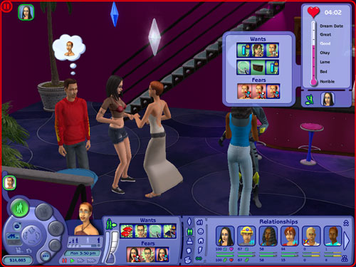 the sims 2 dating