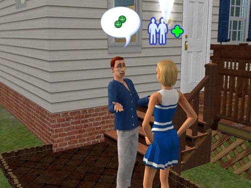 Olivia visiting Justin Danvers
